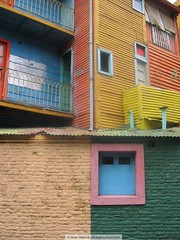 "Colourful buildings of La Boca, Buenos Aires • <a style=""font-size:0.8em;"" href=""http://www.flickr.com/photos/52093939@N07/4813532838/"" target=""_blank"">View on Flickr</a>"