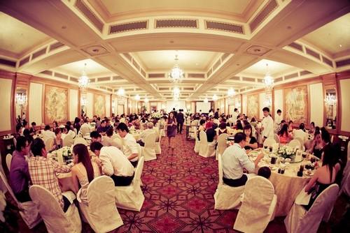 Raffles Hotel Ballroom