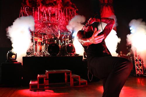As I Lay Dying - 07-18-10 - The Cool Tour, Royal Oak Music Theatre, Royal Oak, MI
