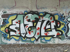 Oter (graffluvr) Tags: art minnesota graffiti paint graf cities minneapolis twin spray mpls tc twincities graff aerosol mn aerosolart graffitiart 612 reto oter d2f