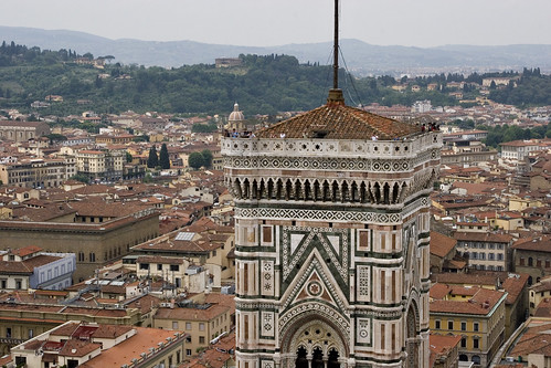 View from the DUOMO!