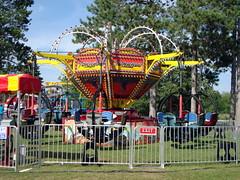 A&P Tornado Carnival Ride, Portage County Fair. (dccradio) Tags: show carnival festival wisconsin amusement ride fair entertainment ap rides wisdom midway countyfair tornado amherst wi amusements carnivalrides portagecounty amusementdevice amherstfair portagecountyfair apshows apenterpriseshows apcarnival wisdomrides wisdomindustries wisdommanufacturing