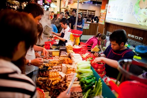 Taipei eateries