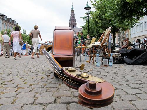 Street Music - Copenhagen, Denmark