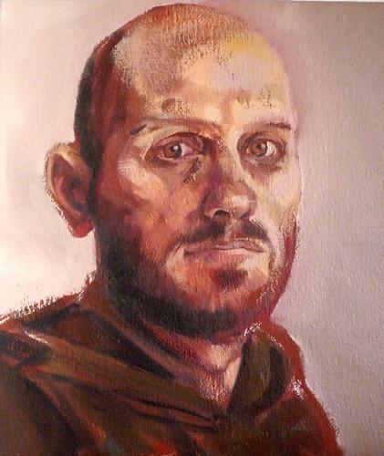 Luigi De Frenza's portrait