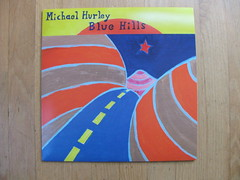 Michael Hurley - Blue Hills - Mississippi Records