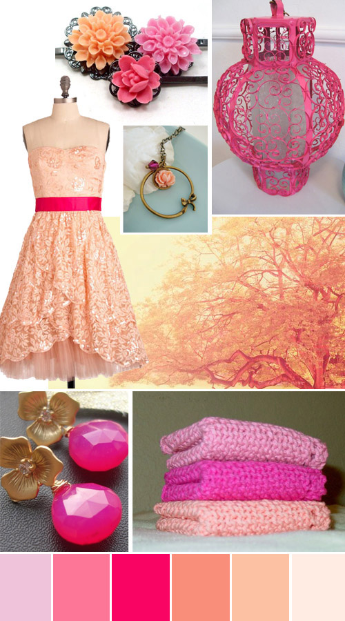 color-love-peach-and-pink