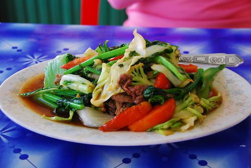 2010 Thai-Lao Trip Food: The End