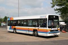 CAMBUS 29111 F111HVK CAMBRIDGE 050606 (DavidsTransportPix) Tags: lynx leyland cambus busways drivertrainer stagecoachinnewcastle nonpsv stagecoachincambridge f111hvk
