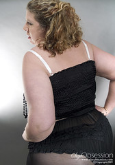Size Obsession - Silver Streak (sizeobsession) Tags: glamour underwear fat bbw curves bra panty obsession curvy lingerie size plus pantyhose phat chunky acceptance intimates plussize biggirls blackpantyhose bigbeautifulwoman sizeacceptance sizeobsession