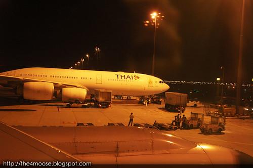 TG 0622 - Suvarnabhumi Bangkok Airport