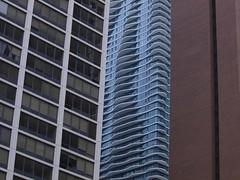 AQUA sandwich (Joe Levy, MD) Tags: chicago aquatower