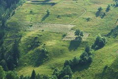 highland hillside textures (kosova cajun) Tags: summer mountains landscape highlands rugova peisazh bogë rugovë bjeshkëtenemuna accursedmountains bjeshkë albanianalps alpetshqiptare