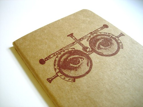 Window to the Soul - Unlined Notebook