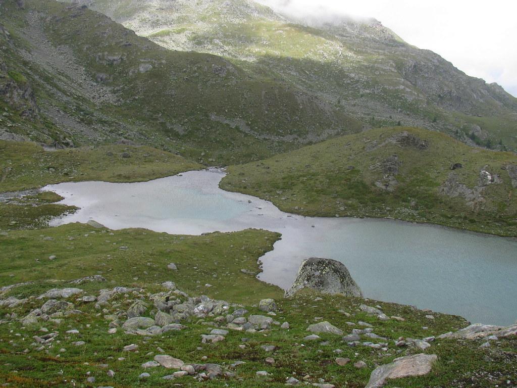 Foto Giteilte See