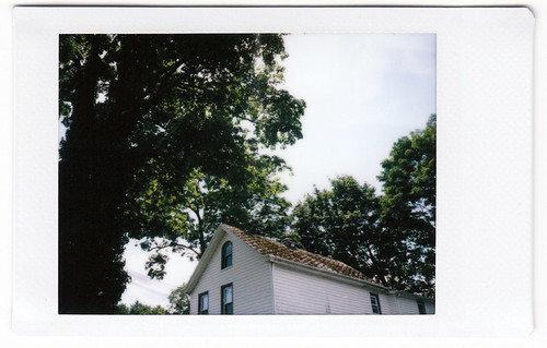 Polaroid MIO camera test