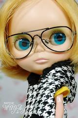 Blythe哈雷眼镜01