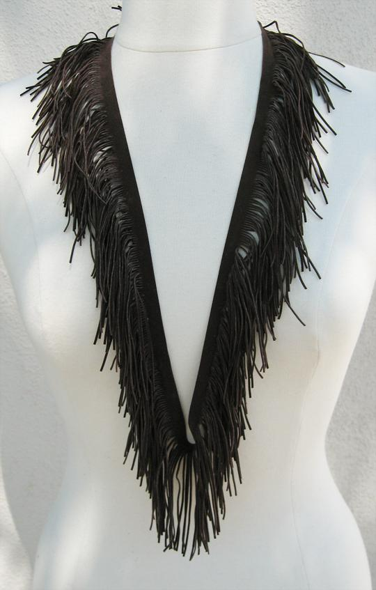 loveMaegan-Fringe Necklace-3