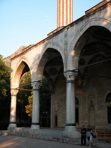 DSCN9655 Amasya, Mosquée Beyazit