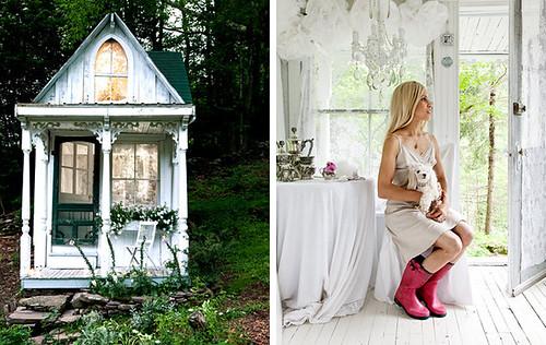 Tiny Victorian House 4