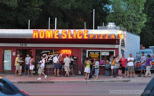 Home Slice ~ Austin, TX