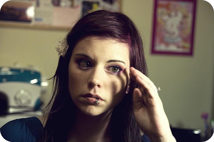makeup outtake