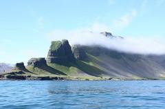 Drangaskörð (Guðrún Þorsteins.) Tags: mountains iceland drangaskörð strandir absolutelystunningscapes drangaskord