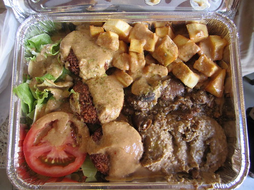Nil - Vegan Platter