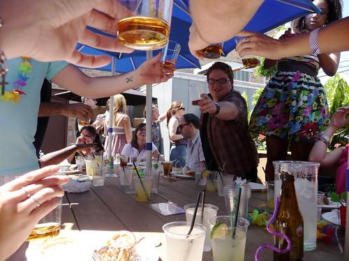 Y&R office party 2010