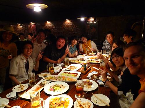 MTDDC TOKYO懇親会