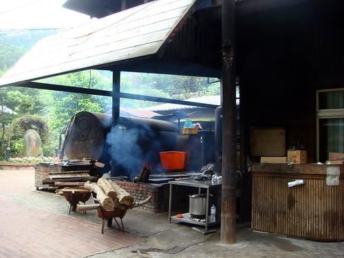 新埔 劉家莊燜雞