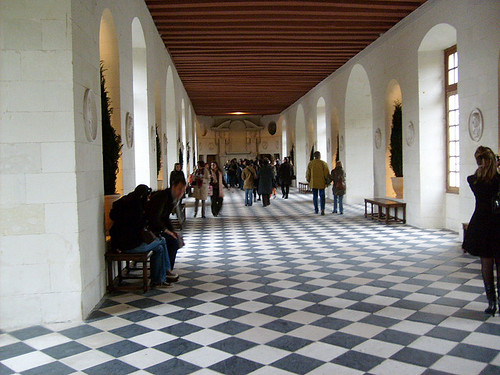 Vale do Loire - A galeria