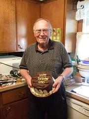 Happy 84th birthday dad!!