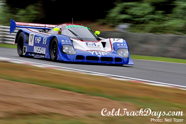 EYE CANDY // GROUP C BACK @ BRANDS HATCH