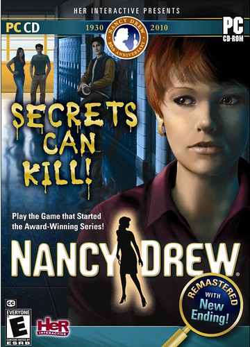 Nancy Drew: Secrets Can Kill proof 3