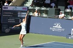 Maria Sharapova (lyudes) Tags: tournament mariasharapova usopen womenstennis usopenseries bankofthewestclassic