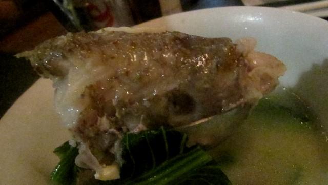 hong kong house - the fish head