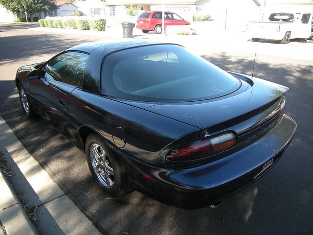 chevrolet camaro 1998 z28