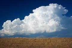 DSC_5104 (MaCri!) Tags: blue cloud white nature nikon polarizer 2485 d700