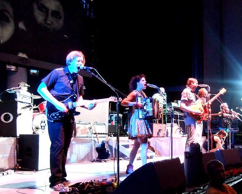 Arcade Fire live in Boston