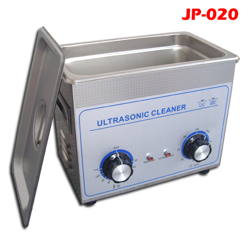 silver ultrasonic cleaner JP020(3.2L,0.75gallon)