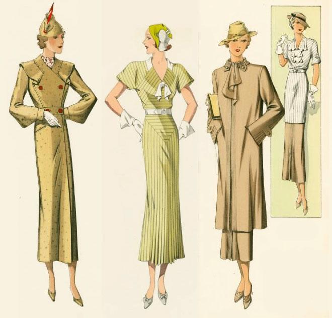 1930s fashion 183 miss moss