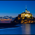 Normandy - Le Mont Saint-Michel, A Jewel on a Rock