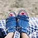 My feet - Lili Aviles