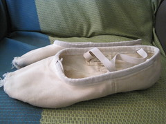 IMG_1565 (myshoecollection) Tags: balletslippers danceshoes