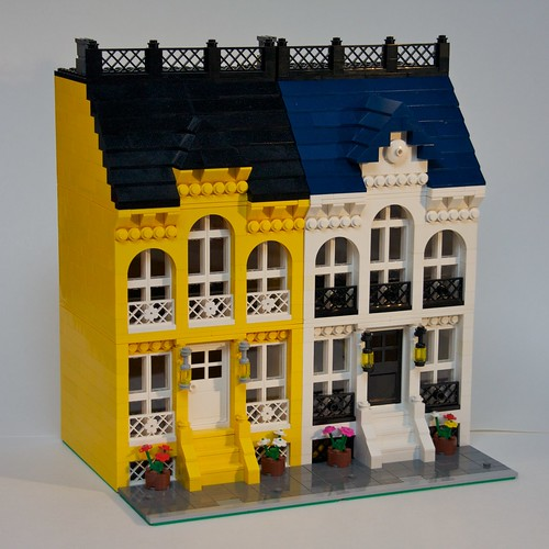New/Improved Buildings for BrickFair 4861763898_db1ecc05e4_d