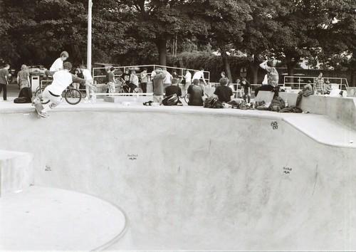 Edinburgh Skatepark
