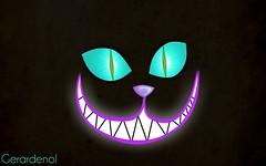 Chester smile ( |Gerardeno0| ) Tags: las en cat de cheshire alicia o alice el chester gato fotos este wonderland todos pais ver maravillas usuario aice gatodecheshire