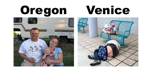 OREGON-VENICE