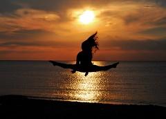 (Danielle Pearce) Tags: park wood sunset shadow brown beach girl beautiful hair virginia wooden eyes sand nikon ballerina pretty sitting state dunes dancer sidewalk national d5000 'gettyvacation2010' gettyvacation2010